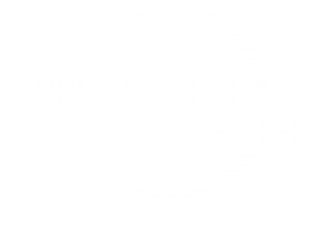 Appearance Cener w tagline [White]