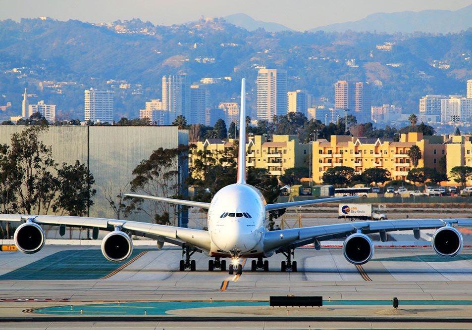 LAX Los Angeles Airport