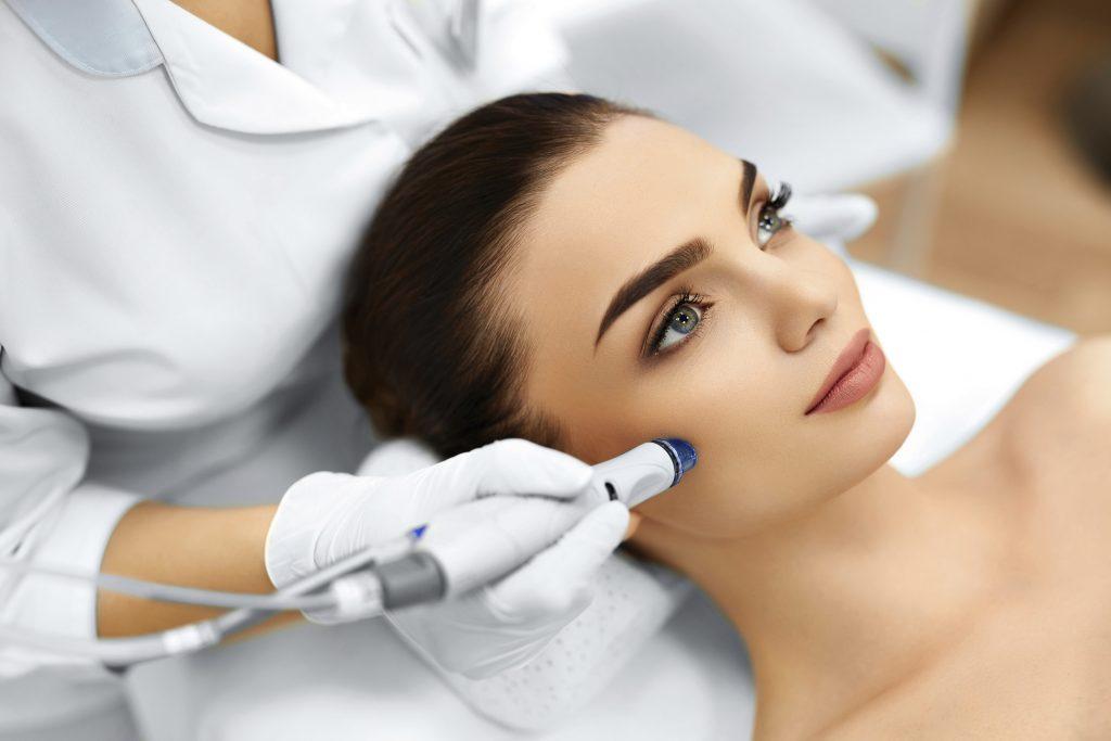 skin care treatments microneedling